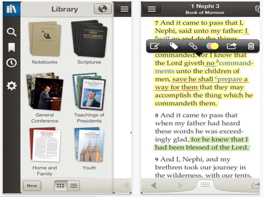 Gospel Library 3.0
