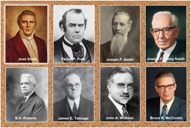 La erudición de los primeros lideres de la Iglesia