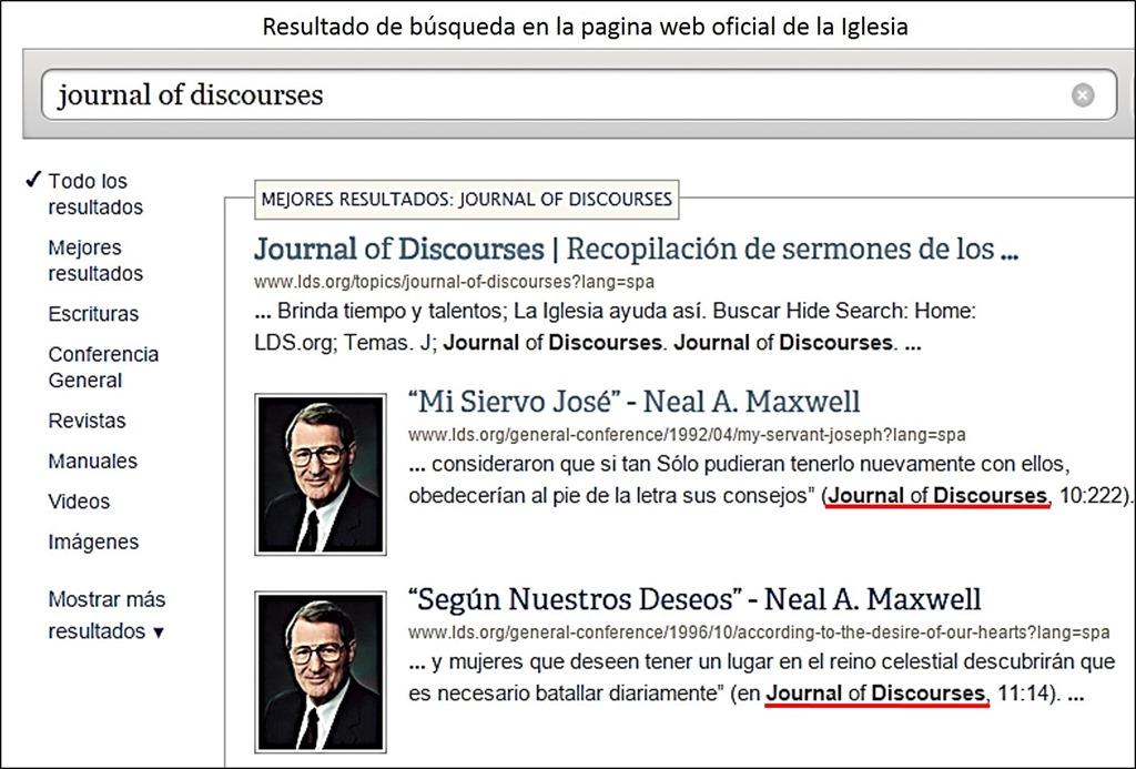 Journal of Discourses [Diario de discursos]. ¿Talmud Mormón? | GRUPO ...