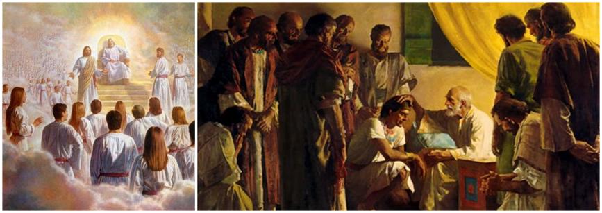 Preordenacion de Isarael